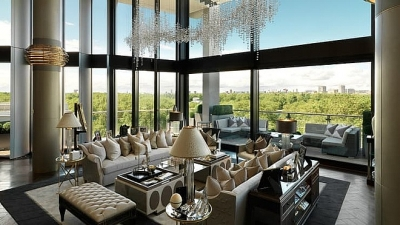 Căn penthouse đắt nhất London được bí mật rao bán với giá 247 triệu USD