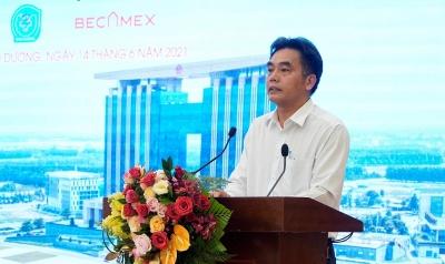 Becamex IDC ủng hộ 40 tỷ đồng cho công tác phòng chống dịch Covid-19