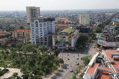 Thành phố Thái Bình hướng đến đô thị loại I