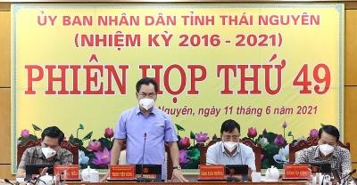 Thái Nguyên: Đẩy nhanh tiến độ giải ngân kế hoạch vốn đầu tư công năm 2021