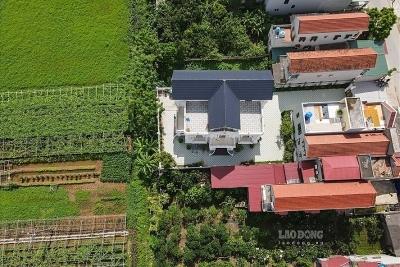 Xác định diện tích đất ở đối với trường hợp có vườn, ao khi cấp sổ đỏ