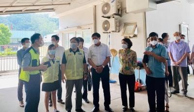 Thái Nguyên: Các doanh nghiệp, công nhân các Khu công nghiệp phải ký cam kết phòng, chống dịch