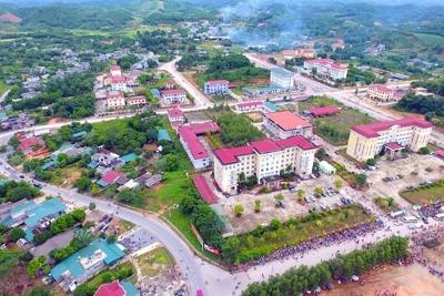 Tuyên Quang có thêm 2 thị trấn mới sau điều chỉnh địa giới hành chính
