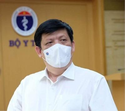 Bộ trưởng Bộ Y tế Nguyễn Thanh Long: Thực hiện Chiến dịch tiêm chủng Quốc gia để tiến tới đạt miễn dịch Covid-19 cộng đồng