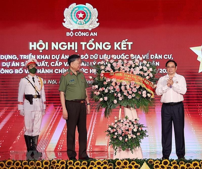 thu tuong du hoi nghi tong ket du an co so du lieu quoc gia ve dan cu