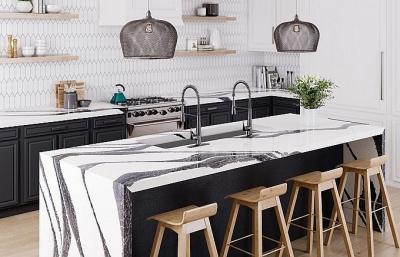 Kinh nghiệm chọn đá làm bàn bếp cực hữu ích bạn cần biết
