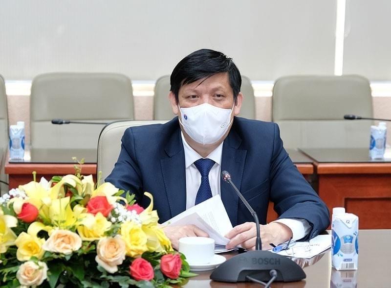 Bộ trưởng Bộ Y tế Nguyễn Thanh Long: Các tỉnh phía Nam phải chặn dịch xâm nhập các khu công nghiệp