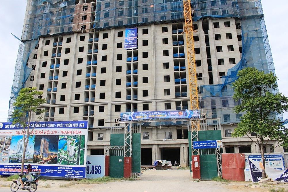Thanh Hóa: Chính thức mở bán dự án Nhà ở xã hội 379
