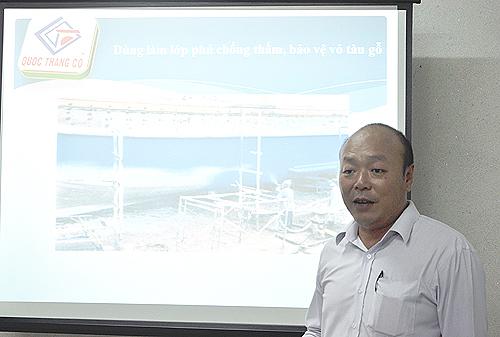 Thi công chống thấm, gia cường bề mặt vỏ tàu bằng vật liệu siêu bền Polyurea ! 101042baoxaydung_3