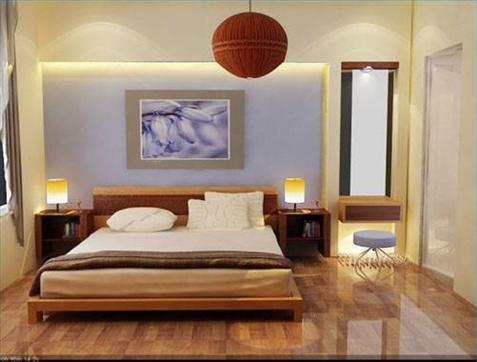 Lựa chọn tranh treo phòng ngủ hợp phong thủy
