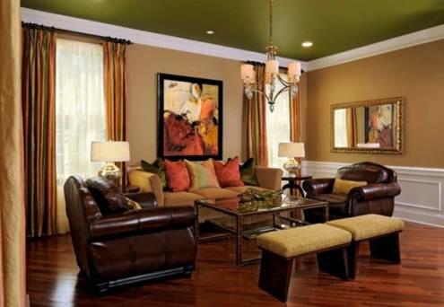4 bước tạo điểm nhấn tuyệt vời cho phòng khách