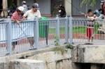 TP HCM quyết chống nạn câu cá trên kênh
