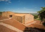 Xây dựng khu nhà ở cho các bác sĩ và y tá ở Rwanda