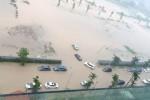 Những hình ảnh gây sốc từ trận mưa lũ lịch sử ở Quảng Ninh