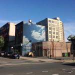 Bầu trời đẹp đến kinh ngạc trong nghệ thuật đường phố