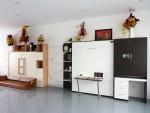 Nội thất đa năng cho căn hộ diện tích khiêm tốn
