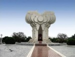 Đài tưởng niệm Tuyên Quang: Sự bùng nổ hình khối và đường nét kiến trúc