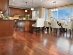 6 vật liệu thích hợp cho sàn bếp