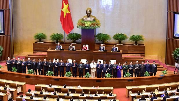 Quốc hội phê chuẩn ông Phạm Hồng Hà giữ chức vụ Bộ trưởng Bộ Xây dựng