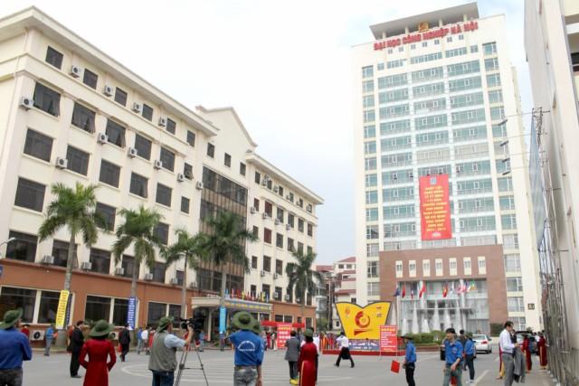 Thí điểm đổi mới cơ chế hoạt động ĐH Công nghiệp Hà Nội