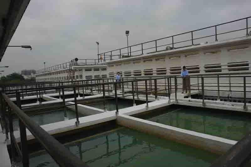 Điều chỉnh danh mục nhà máy nước trong quy hoạch cấp nước vùng tỉnh Kiên Giang