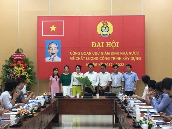 Công đoàn Cục Giám định tiến hành Đại hội nhiệm kỳ 2017-2022