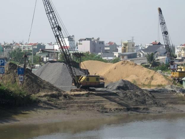 Bộ Xây dựng bắt bệnh thị trường cát xây dựng