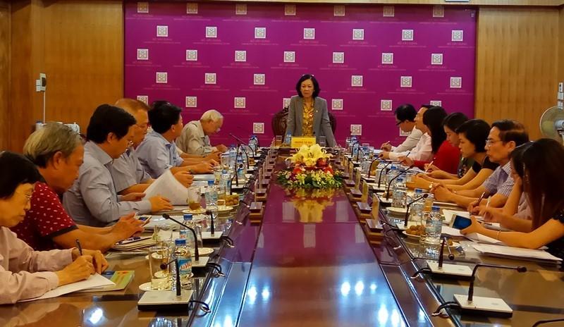 Hội Hữu nghị Việt Nam-Cuba sơ kết 6 tháng đầu năm 2017