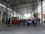 Bệnh viện đa khoa tỉnh Vĩnh Phúc nhiều biện pháp chống nắng nóng cho bệnh nhân