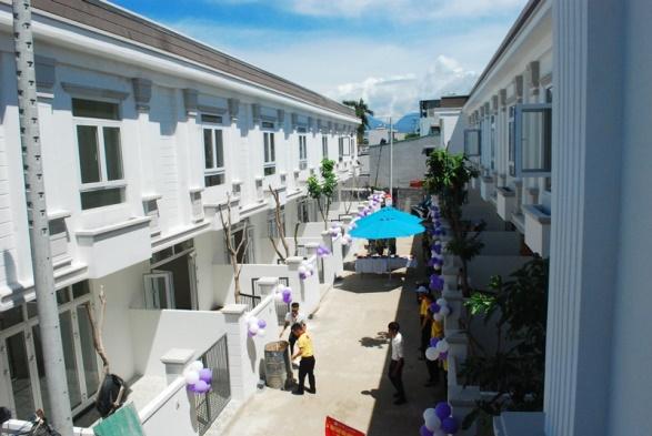 Đà Nẵng: Cty Babylon trao chìa khóa căn hộ Dự án Nhà phố Green Home