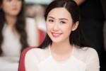 Nhan sắc tiếp viên hàng không 23 tuổi thi Hoa hậu Việt Nam