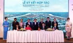 Nam Long hợp tác cùng 3 nhà đầu tư chiến lược phát triển giai đoạn 1 Khu đô thị Waterpoint
