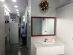 Nhà vệ sinh Bệnh viện E sạch như ở khách sạn