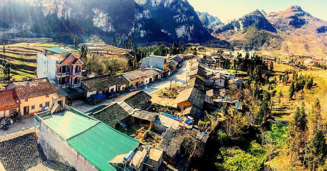 Vẻ đẹp của Hà Giang - vùng đất địa đầu Tổ quốc