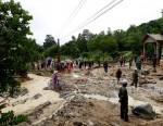 Thanh Hóa: Lũ ống trong đêm 4 người  tử vong và mất tích