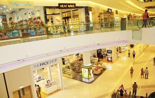 Hà Nội: Diện tích mặt bằng bán lẻ, cho thuê tăng lên gần 1 triệu mét vuông
