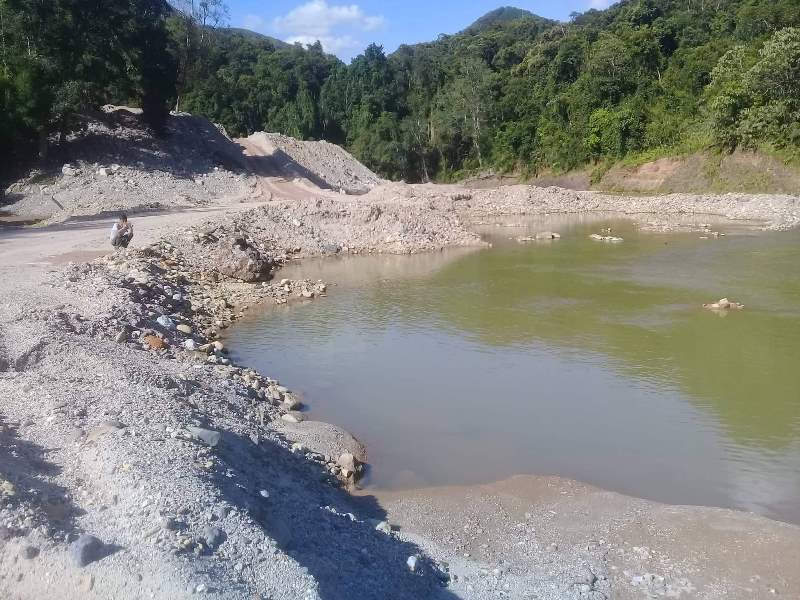 Thừa Thiên - Huế: Yêu cầu thanh tra khai thác cát trái phép ở thủy điện A Lin