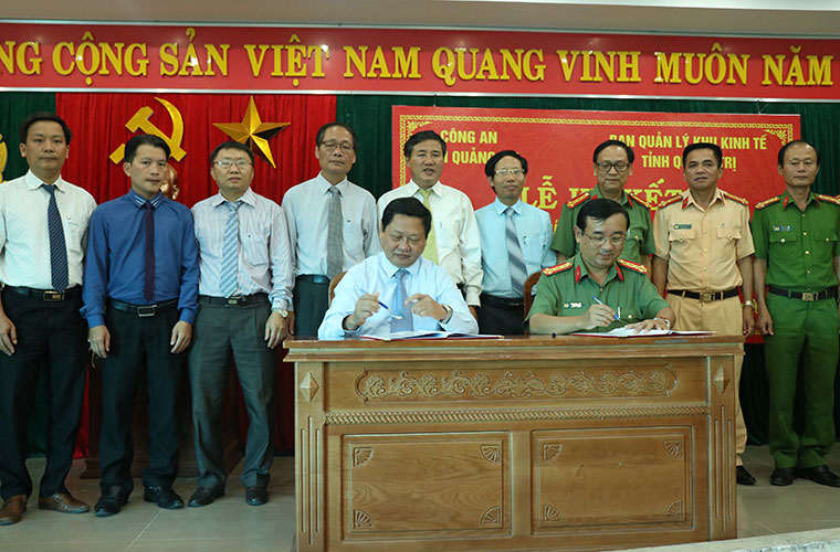 Quảng Trị: Động lực thúc đẩy sự phát triển các khu công nghiệp, khu kinh tế