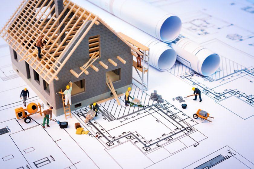 Thế nào được coi là thay đổi kết cấu chịu lực công trình?