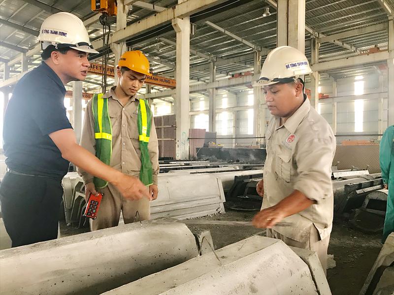 Gói thầu kiên cố hóa kênh mương năm 2019 của tỉnh Tuyên Quang được thực hiện đúng quy định