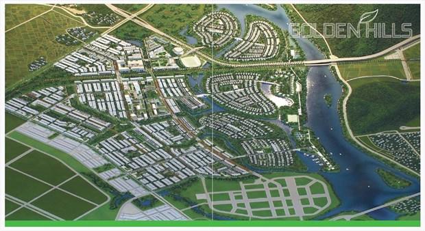 Đà Nẵng: Xử phạt Công ty Cổ phần Trung Nam với dự án Golden Hills City