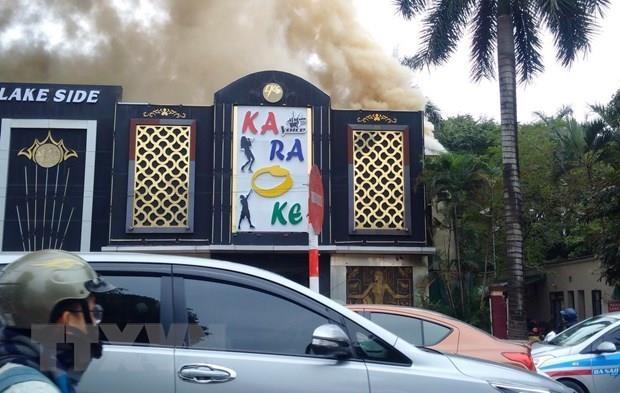 Hà Nội: Nhiều quán karaoke bị đình chỉ vẫn lén lút hoạt động