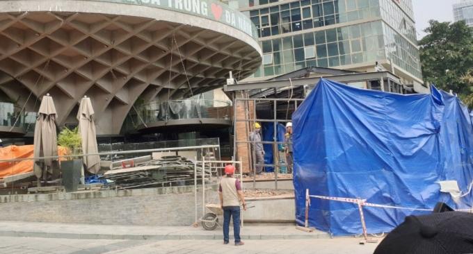 Đà Nẵng: Nóng với tình trạng sai phạm trong lĩnh vực trật tự xây dựng
