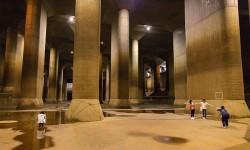 Bể nước ngầm được ví như 'ngôi đền' giúp Tokyo chống đỡ lũ lụt