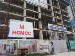 Hà Nội: Vi phạm trật tự xây dựng, Cty CP Tập đoàn Housinco bị xử phạt