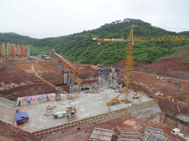 Lạng Sơn: Nỗ lực thi công hồ chứa nước Bản Lải