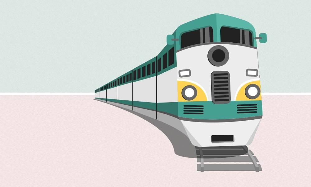 Hai phương án đường sắt tốc độ cao của Bộ Giao thông Vận tải