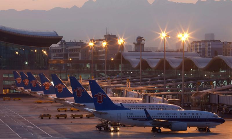 70% sân bay vừa và nhỏ Trung Quốc chìm trong thua lỗ