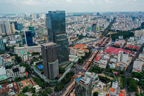 Giá bất động sản TP.HCM tăng nhanh gấp 3 lần Hà Nội