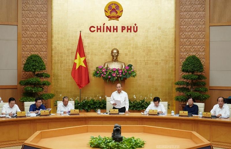 Thường trực Chính phủ làm việc với Ủy ban Quản lý vốn Nhà nước